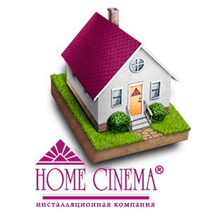 Корпоративный сайт Home Cinema
